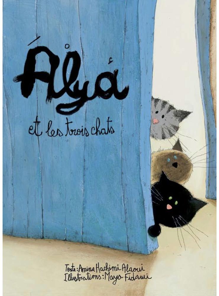 Cover Alya et les trois chats