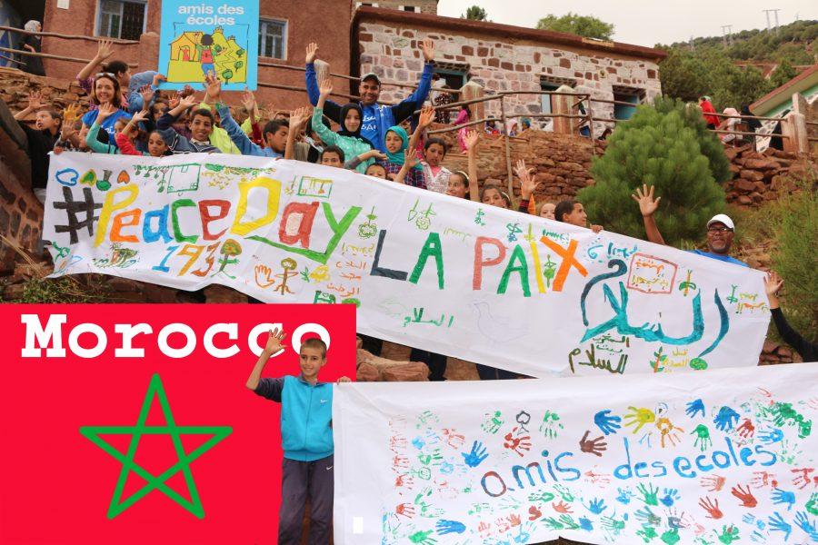 amis des ecole peace day ok
